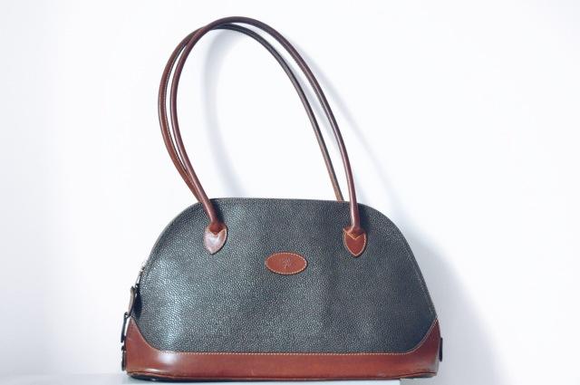 My `Leather Mulberry Handbag
