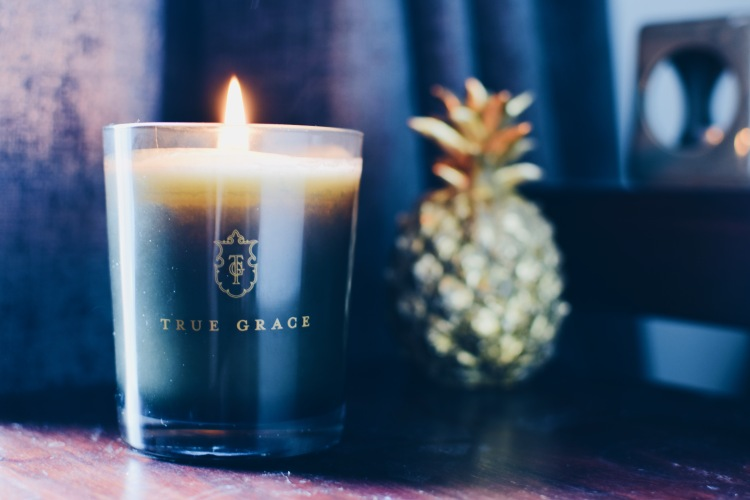 My Portobello Oud True Grace Candle