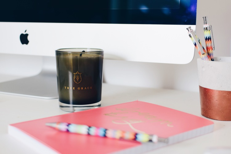 My Black Lily True Grace Candle