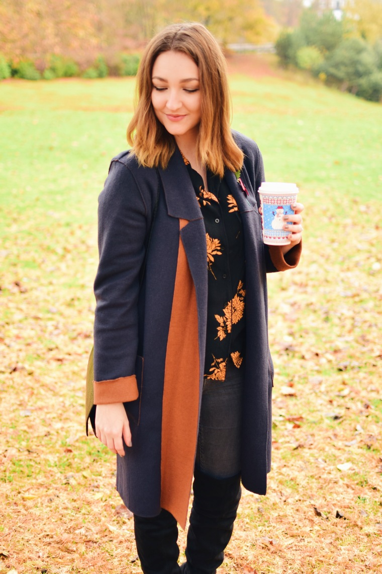 Two Cats One Flat November Outfit Bristol Style Blogger