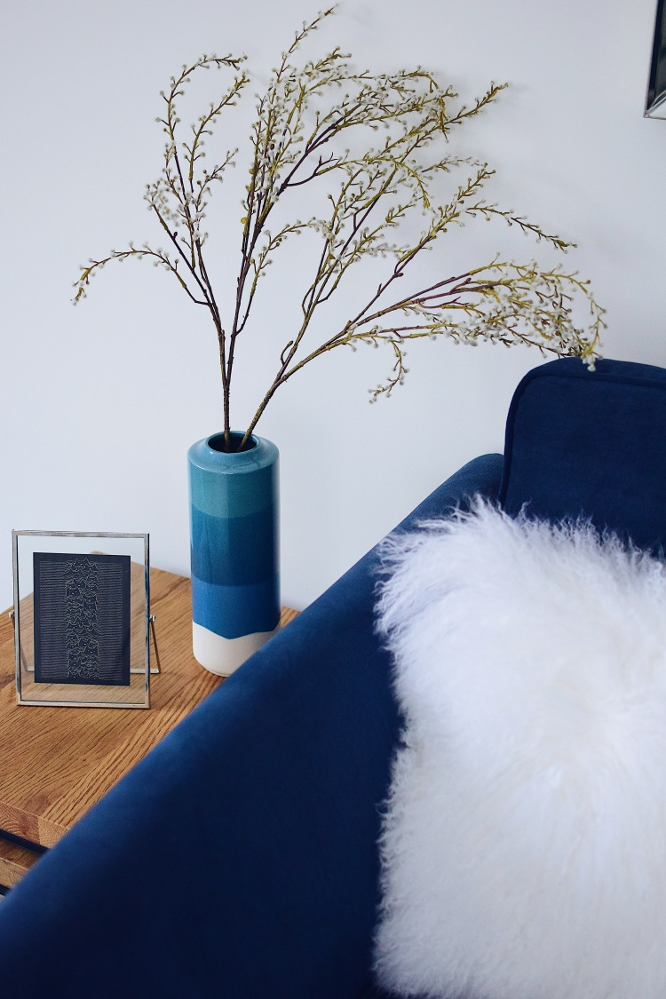 Two Cats One Flat Interior Beauty Lifestyle Blogger January Living Room Update Interior Refresh